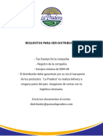 REQUISITOS DISTRIBUIDOR LA PRADERAL.pdf