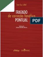 Tratado de correção fonética pontual