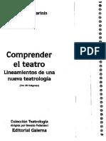 Marco De Marinis - Comprender el teatro.pdf