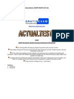 ISC.actualtests.cissP ISSAP.v2015!03!13.by.adella.237q