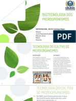 Biotecnologia Dos Microorganismos