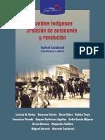 Pueblos Indigenas. Creacion de Autonomia