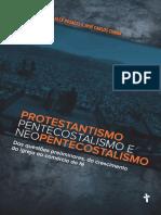 Protestantismo, pentecostalismo