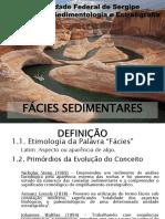 Facies Sedimentares