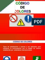 CODIGO DE COLORES.ppt