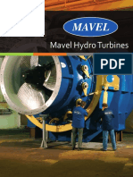 Mavel Turbine Brochure