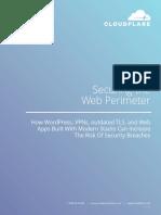 Securing the Web Perimeter