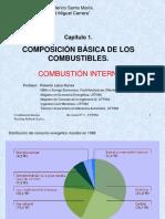 Composición Basica de los Combustibles