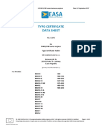 Easa Tcds e.070 Issue 8