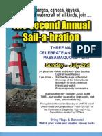 Sailabration at Head Harbour Passage