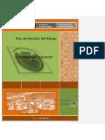 Plan de Gestio Deriesgo 2015