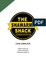 Case Analysis - Busecsr