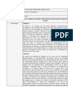 FICHA RAE Analitica