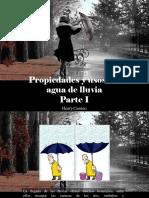 Henry Camino - Propiedades y Usos Del Agua de Lluvia, Parte I