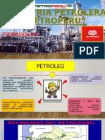 Industria Petrolera Petroperu