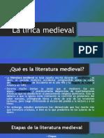 La Lirica Medieval