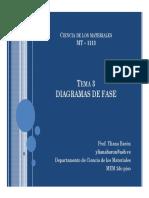 Diagrama de Fases.diagrama. Fe C