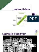 5 Constructivism