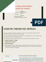 """""""Reporte de Prácticas de Inspección y Diagnóstico Automotriz"""""""