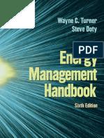 Energy Management Handbook - 6th Edition