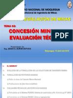 Clase 03_Concesiones Mineras