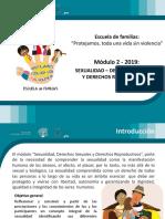 2019 EF Módulo II Sexualidad