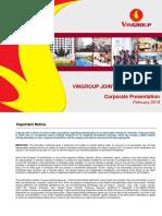 201802 Vingroup Investor Presentation.pdf