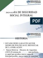 Sistema Integral de Seguridad Social