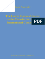 The United Nations Charter | Bardo Fassbender