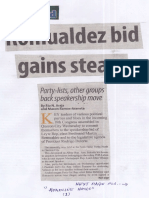 Manila Standard, June 27, 2019, Romualdez bid gains steam.pdf