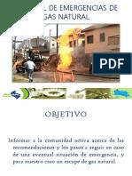 Charla Emergencias Operativas 2012