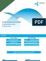 EcNo criteria for CS IRAT.pptx