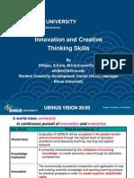 Innovation and Creative Thinking Skills Kapita Selekta Print Version2