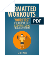 6 Day Program Formatted With Overview and LINKS