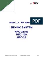 Siex Hfc Manual