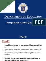 FAQs on LIS
