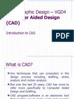 CAD History