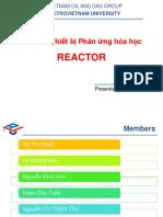 REACTOR.pptx