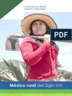 México rural del Siglo XXI