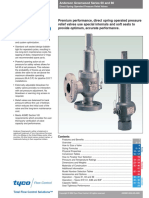 Anderson Greenwood Conventional Relief Valves
