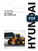 Hyundai HL770-9a Spare Parts Manual