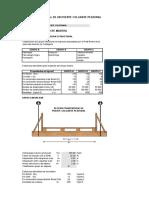 Diseño Puente Colgante