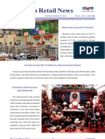 Brazilian Retail News, November, 8th edition