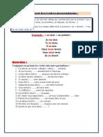 5.Le Présent Des Verbes Pronominaux