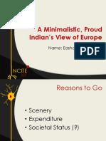 Incite Presentation - EGo