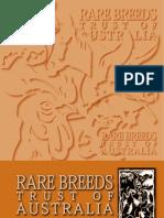RBTA Breeds Status Report 2006