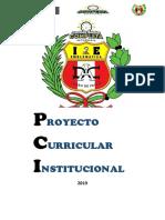 PCI- Carrión 2019