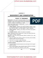 CBSE Class 12 Biology - Biodiversity and Conservation Assignment.pdf