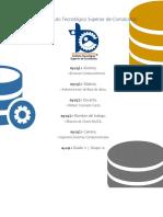 Bitácora de Oracle MySQL 2