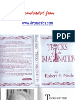 Robert E Neale - Tricks of the Imagination - Magic and Stories